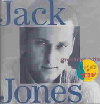 GREATEST HITS BY JONES,JACK (CD)