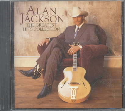 GREATEST HITS BY JACKSON,ALAN (CD)