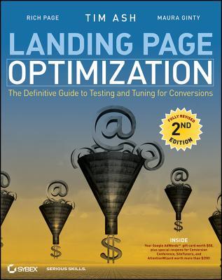 Landing Page Optimization By Ash, Tim